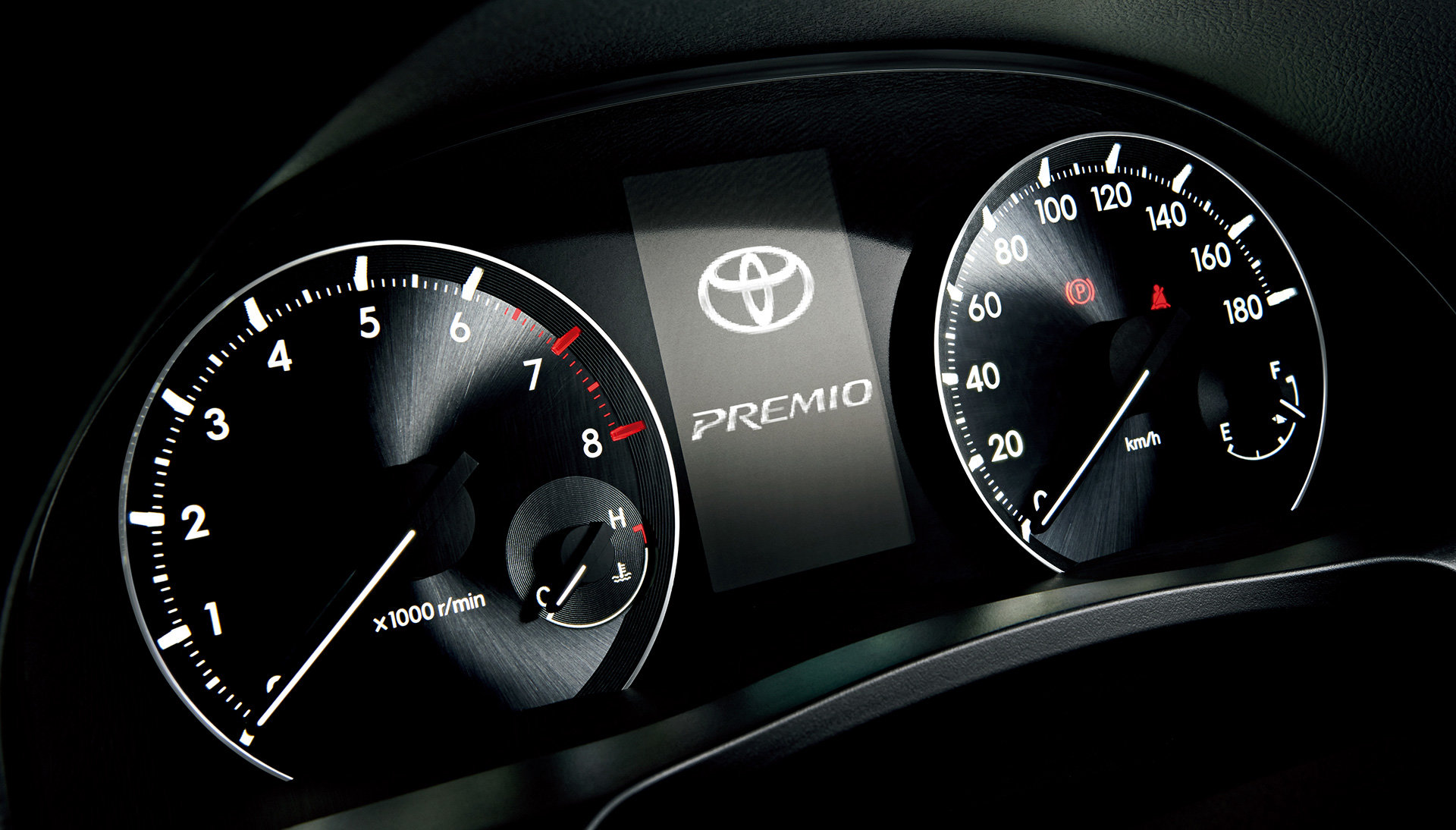 панель приборов Toyota Корона премио #11