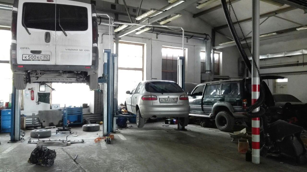 volvo станция обслуживания симферополь
